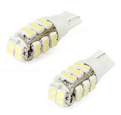 28 LED T-10 RV Light Bulbs