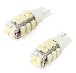 28 LED T-10 RV Light Bulbs