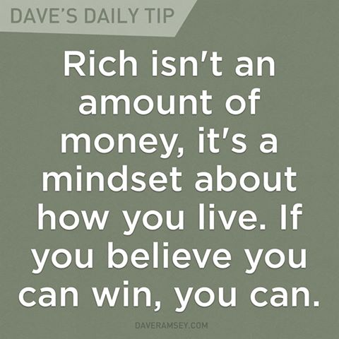 Dave Ramsey Quote