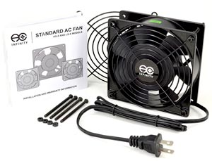 AC Server Cooling Fan