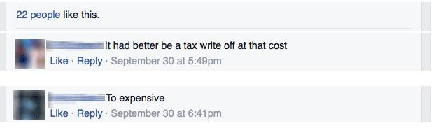 rvdatasat facebook troll comments