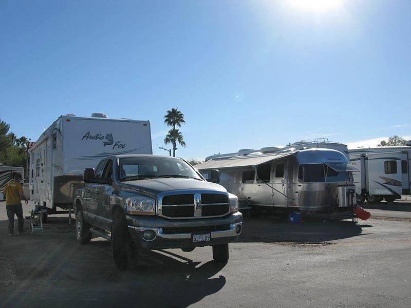 Sentinel Peak RV Park Tucson