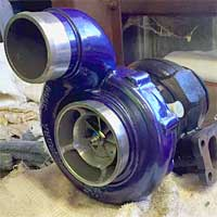 ATS Diesel Turbocharger