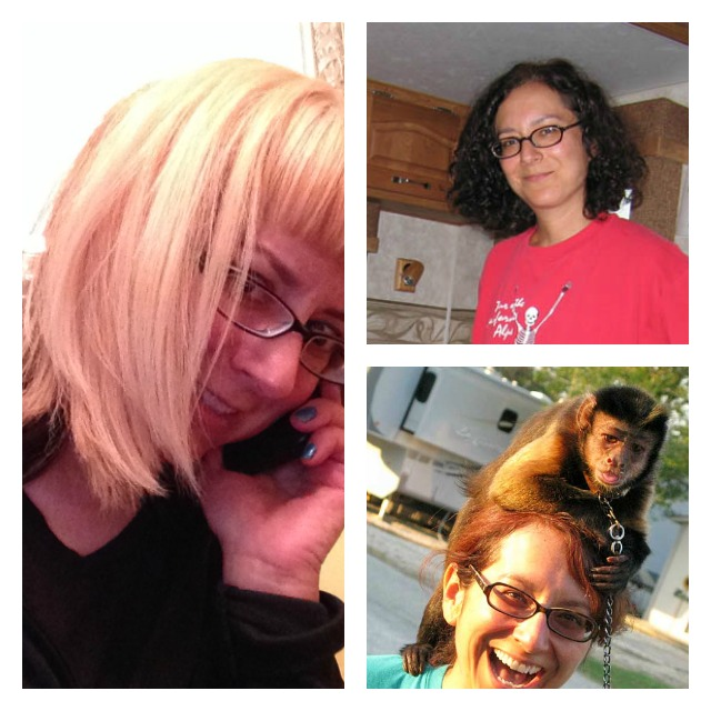 full-time RVing and hair coloring