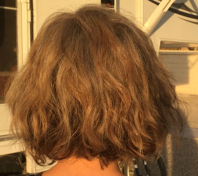 full-time RVing and hair coloringfull-time RVing and hair coloring