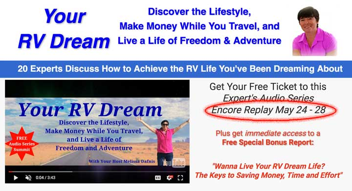 Your RV Dream Summit Encore