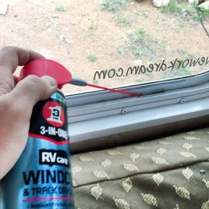 3 in 1 RV Care Window Track Dry Lube