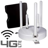 Winegard ConnecT +4G Internet for RVers