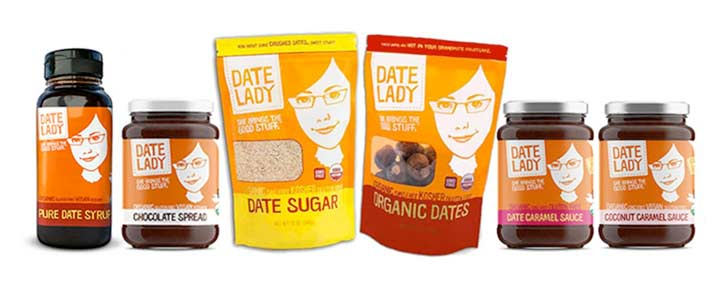 Date Sugar and Syrup
