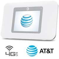 AT&T Unite 4G Hotspot