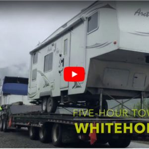 trailer tow video