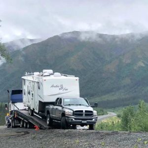 Alcan-Trailer-Tow-Near-Destruction-Bay-YT